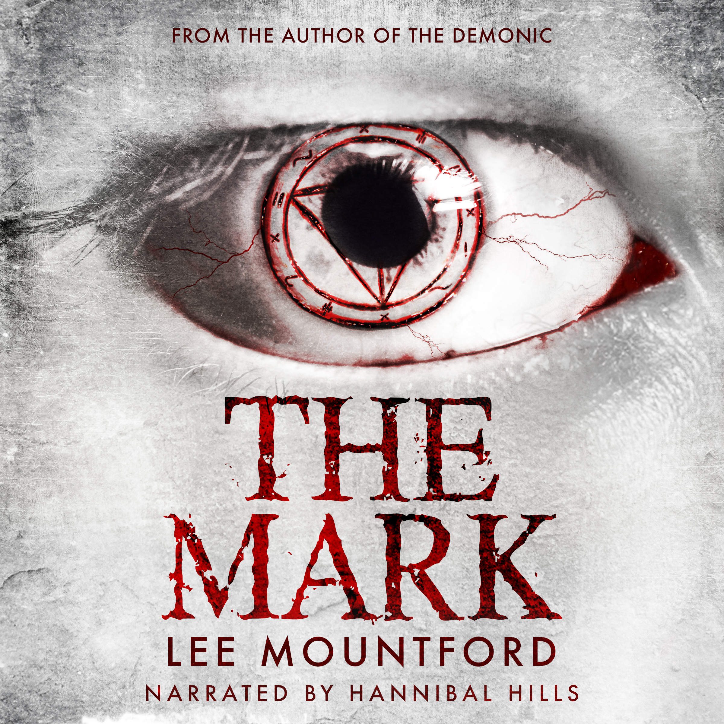 The Mark - Audiobook - Lee Mountford - Author