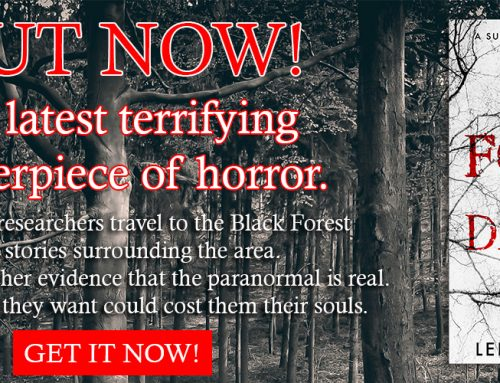 Forest of the Damned – Out Now!